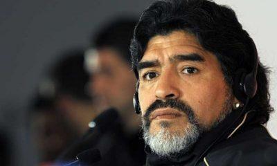 Maradona ne comprend pas Leonardo