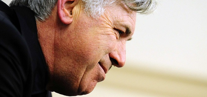 Ancelotti très fier de l'équipe d'Italie