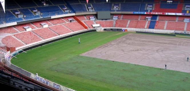 PSG - Le point de penalty du Parc des Princes à 4800 euros