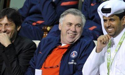 Ancelotti, 5e entraîneur le mieux payé