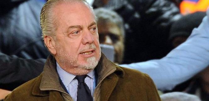 De Laurentiis : «Aucune offre pour Lavezzi»