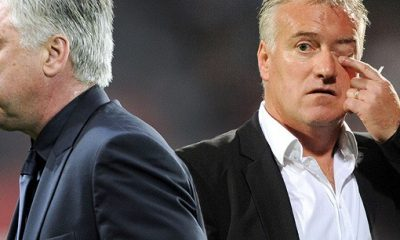 Deschamps-Ancelotti, duel de tacticiens !