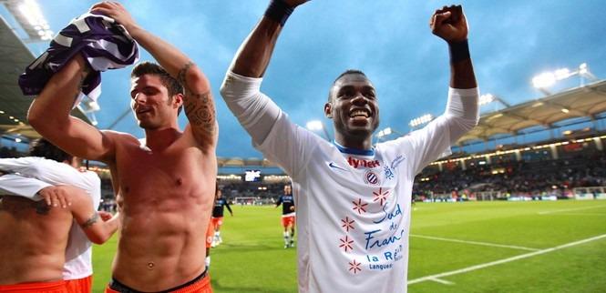 Montpellier jubile et attend Lille-PSG