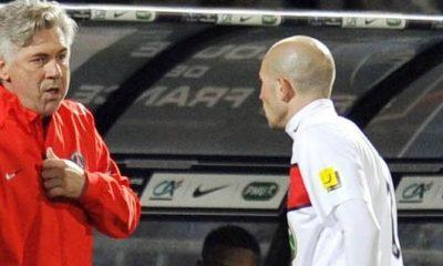 Ancelotti aimerait voir Jallet à l'Euro