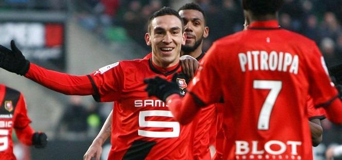 L1 : Lyon et Rennes lâchent le podium