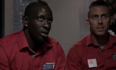 Vidéo : Sakho et Ménez dans une pub