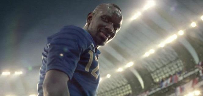 Sakho et Pastore dans la nouvelle pub Nike