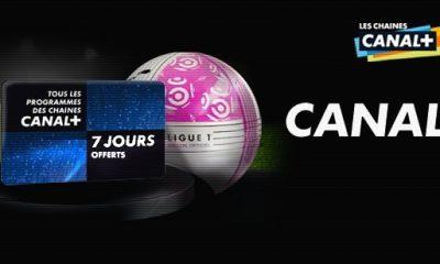 Gagnez votre pass 7 jours pour Canal+ !