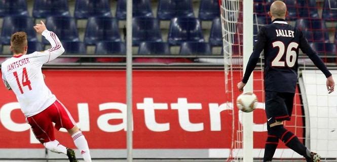 Jallet confirme la boulette en Ligue Europa