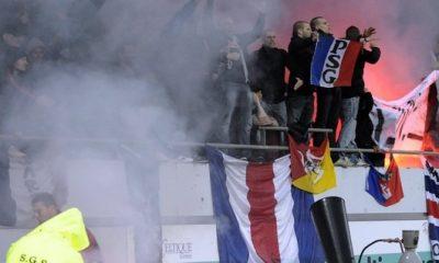 Lorient porte plainte contre les supporters