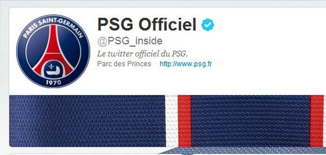 Le PSG double la Juve sur Twitter