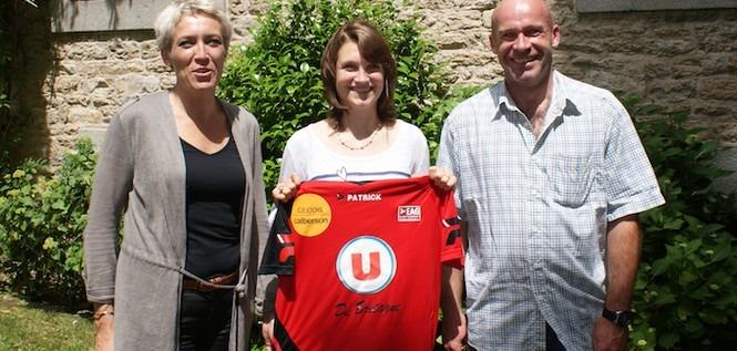 Une joueuse du PSG signe à Guingamp