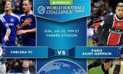 Obtenez vos places pour PSG-Chelsea !