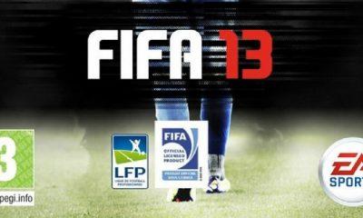 Découvrez le nouveau trailer de FIFA 13 !