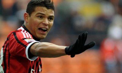 Le PSG insiste bien pour Thiago Silva