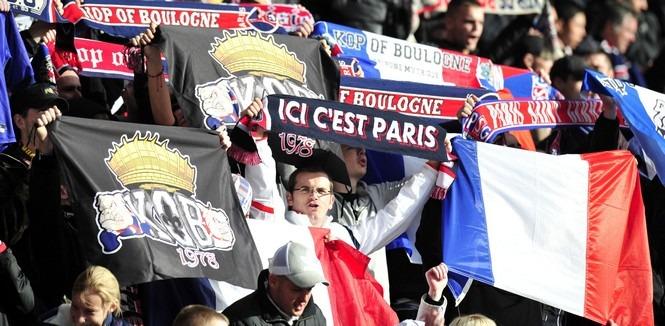 14 supporters du PSG placés en garde à vue
