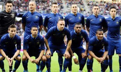 France - Estonie : les compos