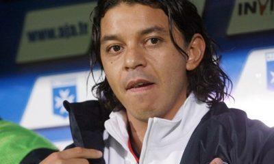 Champion, Gallardo quitte le Nacional