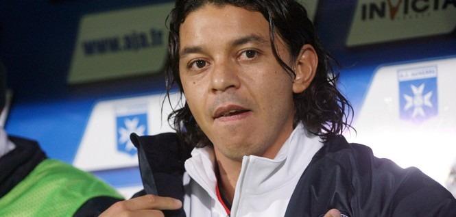 Gallardo champion d'Uruguay !