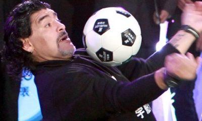 Lavezzi au PSG, du tout bon pour Maradona