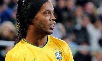 Pas de JO pour Ronaldinho