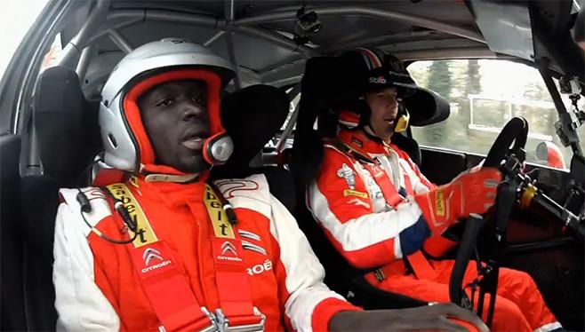 Sakho prend de la vitesse avec Loeb