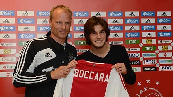Un transfert «très spécial» pour Boccara