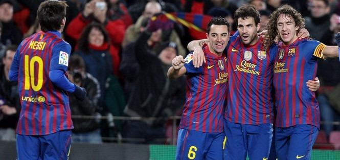 Puyol et Messi rétablis avant le PSG