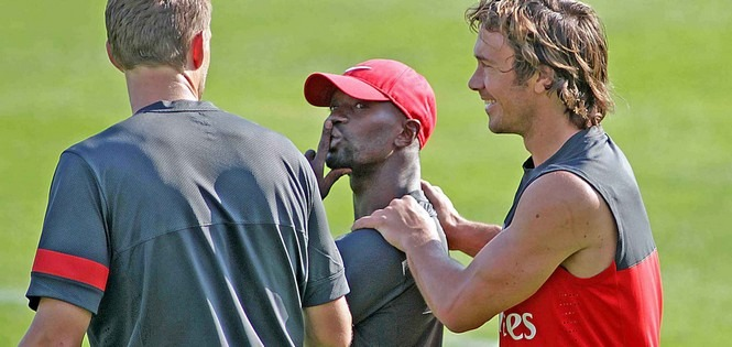 Makelele : «L'équipe va se mettre en place»