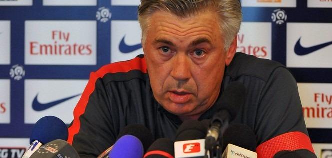 Ancelotti : « L'objectif, la première place »