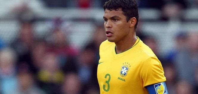 Le Brésil de T.Silva accroché par la Colombie