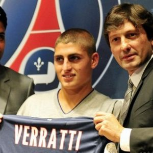 Sebastiani: Verratti «le PSG a mis tout le monde d'accord» en 2012
