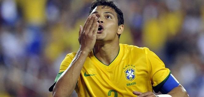 T.Silva et le Brésil sont prêts pour les JO