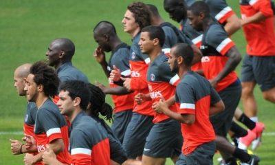Le PSG bat sa réserve au Camp des Loges