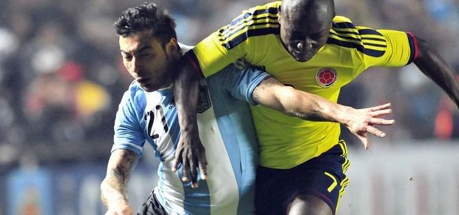 L'Argentine accrochée, Lavezzi passeur