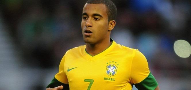 Lucas et le Brésil écrasent la Chine