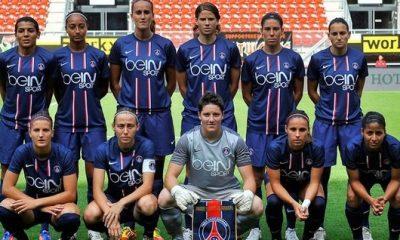 Le foot féminin « a toute sa place » au PSG