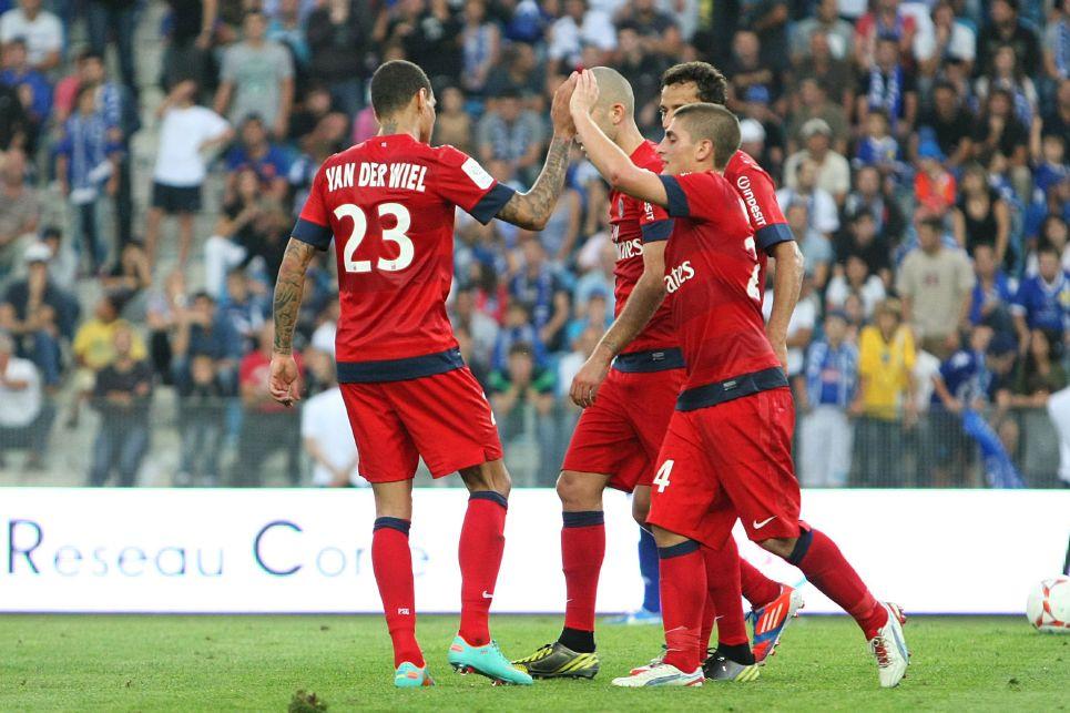 Victoire historique de Bastia face au PSG !