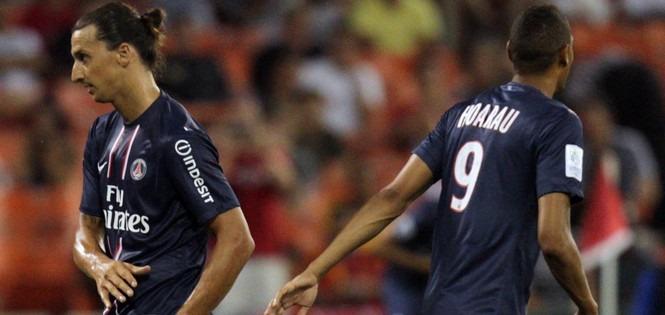 """Anciens - Hoarau sur Ibrahimovic, """"j'aimerais qu'il finisse en Angleterre"""""""