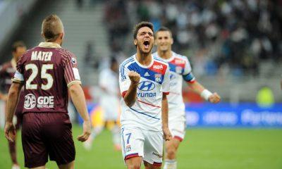 Ligue 1 - Grenier et l'OL pensent au titre face au PSG