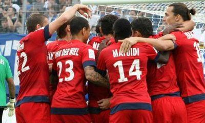 L1 (J6) : 4 Parisiens dans l'équipe-type !