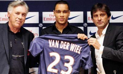 Van der Wiel : « Je suis venu ici pour jouer »