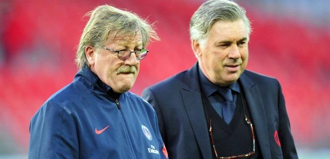 Mauri : « Suivre Ancelotti ? Mon coeur est à Paris »