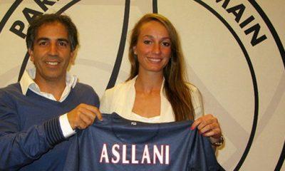 Officiel : Kosovare Asllani s'est s'engagée
