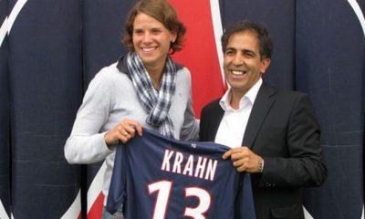 Krahn : « Tout est beaucoup plus grand ici »