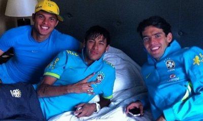Tonietto : « T.Silva et Neymar sont très amis »