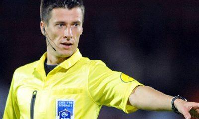 PSG - Guingamp : Et l'arbitre du match sera...