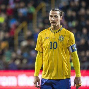"""Ibrahimovic n'est pas à 100% et """"y croit très fort"""" pour la qualification de la Suède."""