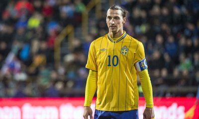 Internationaux - Zlatan Ibrahimovic fait rêver deux garçons