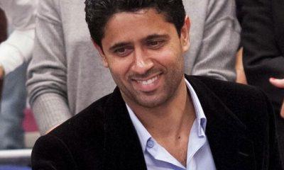 Nasser Al-Khelaïfi félicite les joueurs du PSG et évoque les objectifs lors d'un repas de Noël